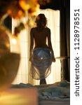 lifestyle art photo of...   Shutterstock . vector #1128978551