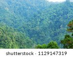 scenery of the mountains in... | Shutterstock . vector #1129147319