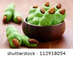Halloween Witch\'s Fingers...