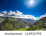 Beautiful Mountain Landscape....