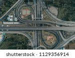 top view  aerial photos ... | Shutterstock . vector #1129356914