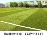New Artificial Football Field...