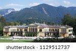 kaiservilla in bad ischl summer ...   Shutterstock . vector #1129512737