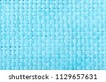 blue wicker background. close...   Shutterstock . vector #1129657631