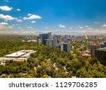 mexico city  mexico   circa... | Shutterstock . vector #1129706285