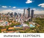 mexico city  mexico   circa... | Shutterstock . vector #1129706291