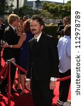 LOS ANGELES, CA - SEP 15: Jeremy Davies at the Academy Of Television Arts & Sciences 2012 Creative Arts Emmy Awards held at Nokia Theater L.A. LIVE on September 15, 2012 in Los Angeles, California - stock photo