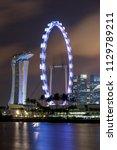 Marina Bay Sands Hotel...
