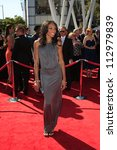 LOS ANGELES, CA - SEP 15: Allyson Felix at the Academy Of Television Arts & Sciences 2012 Creative Arts Emmy Awards held at Nokia Theater L.A. LIVE on September 15, 2012 in Los Angeles, California - stock photo