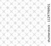 flower geometric pattern.... | Shutterstock . vector #1129798901