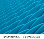 abstract color geometric... | Shutterstock . vector #1129830131
