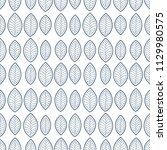 seamless abstract pattern.... | Shutterstock .eps vector #1129980575