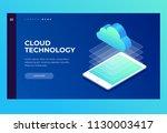 homepage. header for website... | Shutterstock .eps vector #1130003417