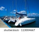 Yacht Marine In Cienfuegos  Cuba
