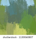 abstract painting on canvas.... | Shutterstock . vector #1130060807