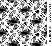 design seamless monochrome... | Shutterstock .eps vector #1130070065