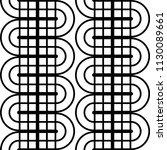 design seamless monochrome... | Shutterstock .eps vector #1130089661