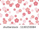japanese traditional pattern ... | Shutterstock .eps vector #1130153084