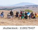 tiberias  israel  july 07  2018 ... | Shutterstock . vector #1130175437