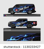 truck and vehicle graphic... | Shutterstock .eps vector #1130233427