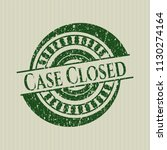 green case closed distress... | Shutterstock .eps vector #1130274164