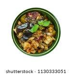 iromba   manipur cuisine  dish... | Shutterstock . vector #1130333051