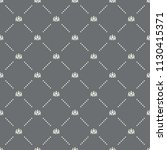 seamless interview pattern on a ...