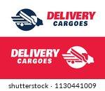 modern professional vector logo ... | Shutterstock .eps vector #1130441009