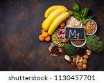 assortment of product... | Shutterstock . vector #1130457701