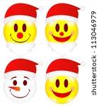 smile | Shutterstock .eps vector #113046979