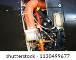 spare parts air plane   Shutterstock . vector #1130499677