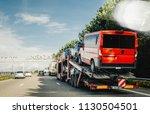 munchen  germany   oct 7  2018  ...   Shutterstock . vector #1130504501