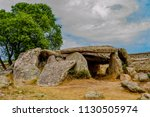 olbia tempio  sardinia  italy   ... | Shutterstock . vector #1130505974