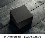 black beverage beer coasters... | Shutterstock . vector #1130522501