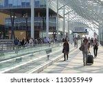 milan  italy   september 06 ...   Shutterstock . vector #113055949