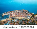 panoramic aerial view of the... | Shutterstock . vector #1130585384