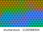 colored background consisting... | Shutterstock .eps vector #1130588504
