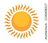 sun icon image | Shutterstock .eps vector #1130608217