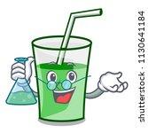 professor green smoothie... | Shutterstock .eps vector #1130641184
