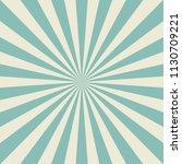 sunlight retro faded background.... | Shutterstock .eps vector #1130709221
