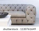 living room interior detail | Shutterstock . vector #1130761649