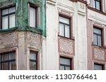 beautiful historic building in...   Shutterstock . vector #1130766461