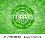 aberrant realistic green mosaic ...   Shutterstock .eps vector #1130796401