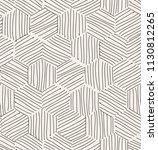 vector seamless pattern.... | Shutterstock .eps vector #1130812265