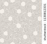 vector seamless pattern.... | Shutterstock .eps vector #1130812331