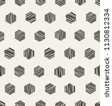 vector seamless pattern.... | Shutterstock .eps vector #1130812334