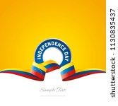 venezuela independence day...   Shutterstock .eps vector #1130835437