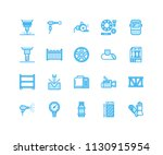 welding services flat line...   Shutterstock .eps vector #1130915954