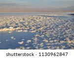 salar de atacama  in the... | Shutterstock . vector #1130962847
