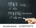 Learning Chinese Alphabet ...